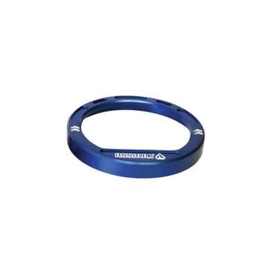ASSAULT AIU-PO-0314-RZRSB-BL Облицовка спидометра синяя RZR XP 1000