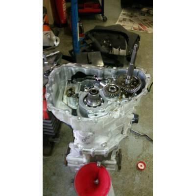 Nissan GTR R35 коробка передач, б/у