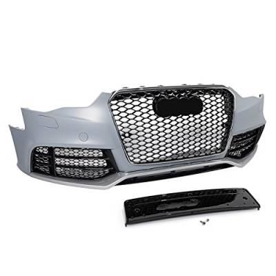 Передний бампер RS5 style для Audi A5 (рестайлинг)