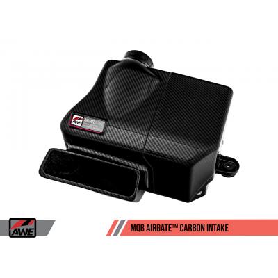 AWE 2660-11018 Впускная система VAG MQB S-FLO Carbon