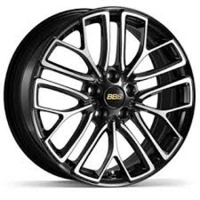 BBS RE-X003 Колесный диск RE-X 21?9.5 ET31 5/112.0 для AUDI Q7(4MCREA) Black Diamond Cut