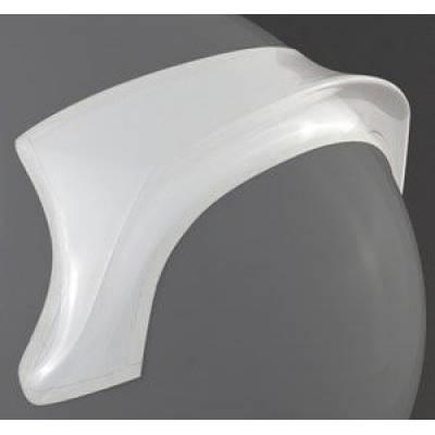 BELL 2050001 (63720000) Спойлер задний HP3/RS3/KC3 мод. V2006, прозрачный, цельный (аэродинамика)