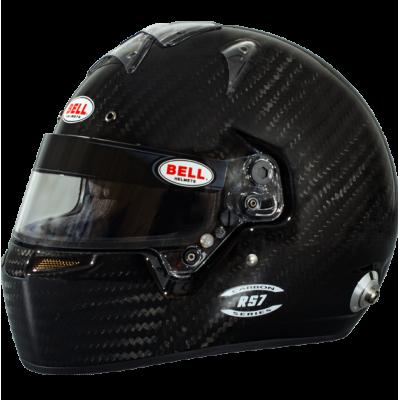 BELL 1204029 Шлем для автоспорта закрытый RS7 CARBON, HANS, FIA 8859, карбон, 60  - 7 ? -