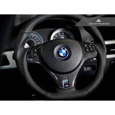 AutoTecknic карбоновая вставка в руль для BMW M3 E92/ 1M E82