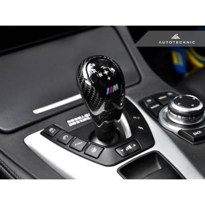 AutoTecknic  карбоновая Накладка рычага M-DCT для BMW M3 F80/ M4 F82/ M5 F10/ M6 F13