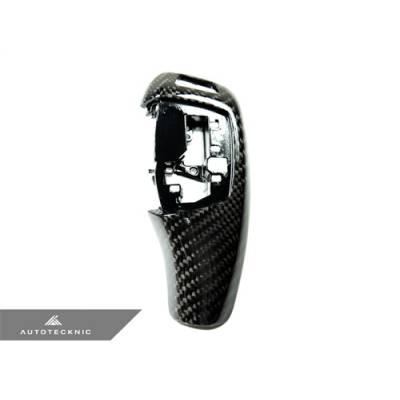 AutoTecknic  Карбоновая Накладка рычага стандартной АКПП для BMW F-серий