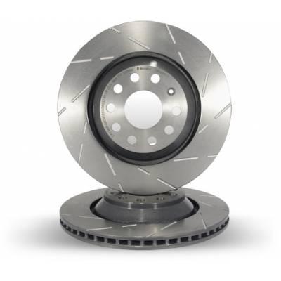 Brembo передние тормозные диски для Audi A4/A5/A6/A7/Q5/Porsche Macan (2014+) (345х30mm)