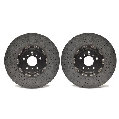 Brembo задние карбон-керамические тормозные диски для BMW M3/M4 (F80/F82)