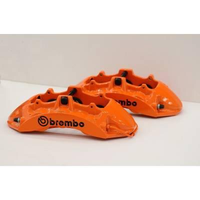 Brembo 6-ти поршневые суппорты (правый+левый)