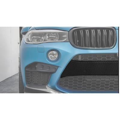 CF Art карбоновая вставка в центральную часть бампера BMW X5M/X6M (F85/F86)