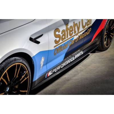 CFart Карбоновые накладки на пороги M-style для BMW 5-series (G30)