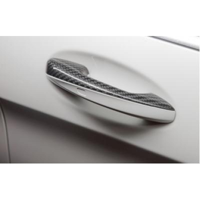 CF Art карбоновые вставки в дверные ручки Mercedes S63 W222