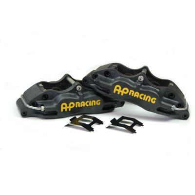 AP Racing   4-х поршневые  суппорты  (диск 304-330mm х 32-28mm) (левый+правый)