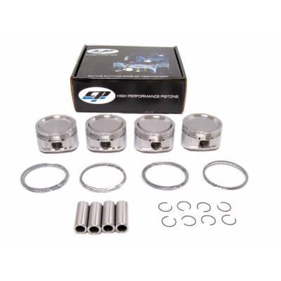 CP кованые поршни для двигателей HONDA K20A/A2/A3 CR=12.5 (87.0mm) с кольцами и пальцами