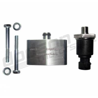 DODSON  Адаптер давления топлива для NISSAN GT-R R35