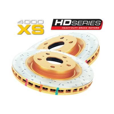 DBA XS-Gold задние тормозные диски для NISSAN ARMADA / TITAN/INFINITI QX56 (320mm) (2004-2010)