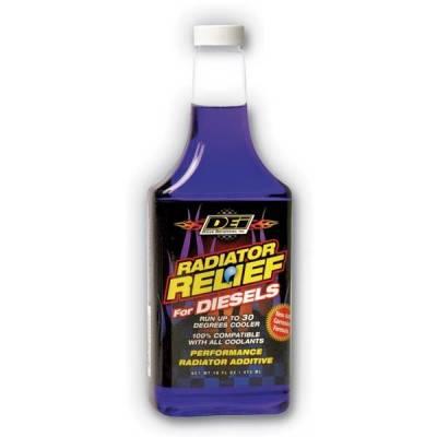 Присадка к антифризу RADIATOR RELIEF для Diesel DEI 040204