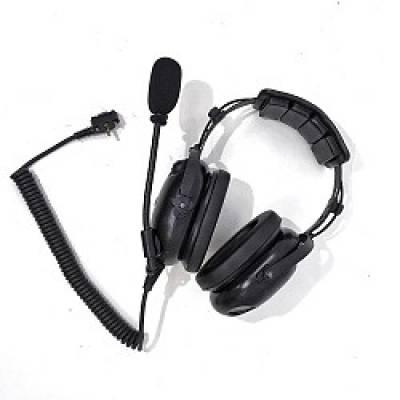 DenCom АН-501V Гарнитура для радиостанции Vertex (кнопка PTT на чашке)