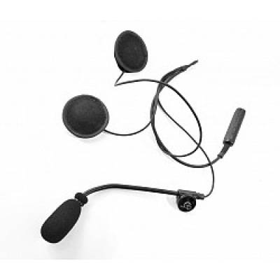 DenCom DN2 Гарнитура для открытого шлема, разъём Nexus