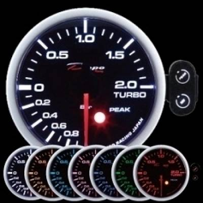 Depo Racing PK-SC6001B Датчик давления наддува 60 мм