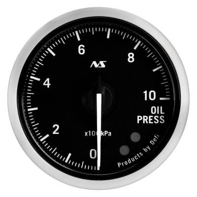 DEFI Link Meter ADVANCE RS Датчик давления масла 52мм (черный)