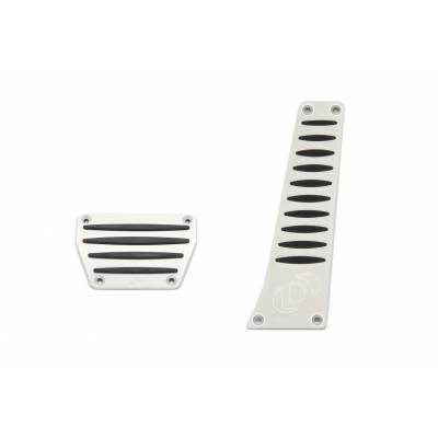 Dinan К-т накладок педалей для АКПП (Automatic Transmission-DCT) Aluminum Pedal Cover Set for BMW