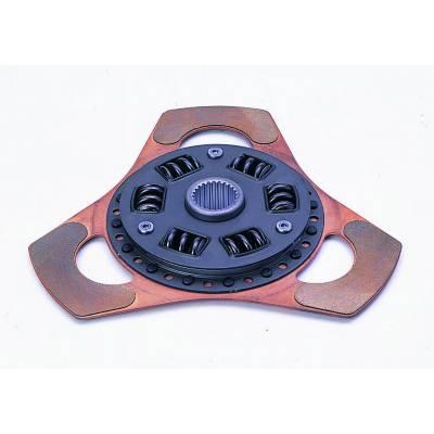 EXEDY FD08T Диск сцепления метало-керамика S-Type для SUBARU IMPREZA WRX GC8/GF8/GDA/GGA/ LEGACY  (5MT)