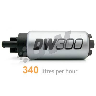 DeatschWerks DW300 Насос топливный (340л/ч) + установочный к-т для SUBARU IMPREZA GC/GDA/GDB  (до 2007г)