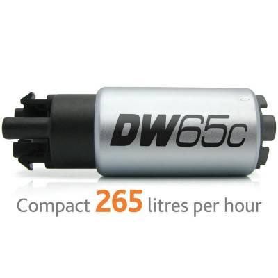 DEATSCHWERKS топливный насос DW65C (265lph) + установочный комплект для Nissan GTR R35/ Subaru impreza STI (2008+)