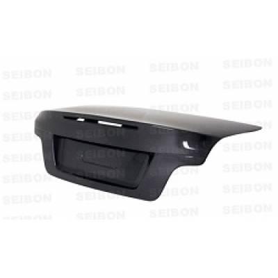 SEIBON  Карбоновая крышка Багажника OEM-style для BMW E82  1-series (120/130/135 )
