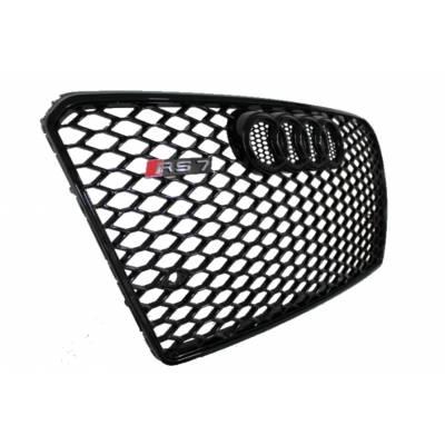 Audi RS7-style Черная глянцевая решетка для A7/S7