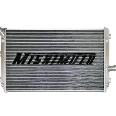 MISHIMOTO  2-х рядный радиатор охлаждения алюминиевый MITSUBISHI EVO 7/8/9 (МКПП)