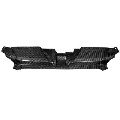 EVENTURI Карбоновая панель в моторный отсек для Audi RS5 (B8) (Black Carbon)