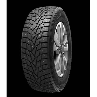 Dunlop Grandtrek ICE02  Разноширокая зимняя (Шипованная) резина для BMW X5/X6 275/40+315/35 R20