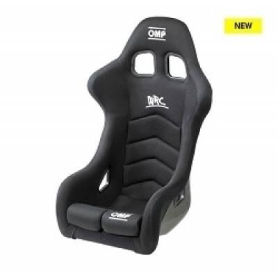 OMP  Кресло WRC-R (FIA), черное
