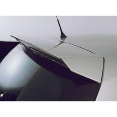 IRMSCHER Спойлер на крышу для Opel Astra H (5D hatchback) (04-09)