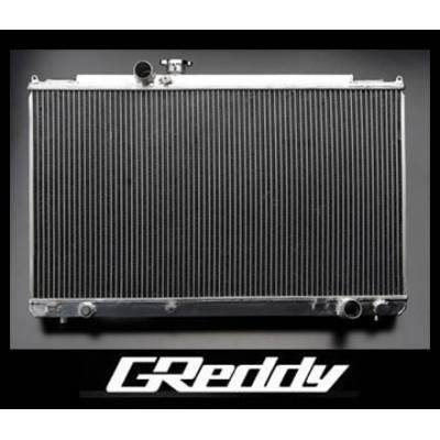 Greddy  радиатор охлаждения алюминиевый для MITSUBISHI Lancer Evolution 7/8/9 (МКПП)