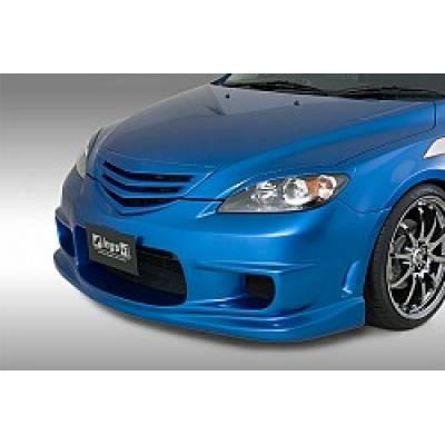INGS N-spec Mazda 3 MPS Решетка радиатора