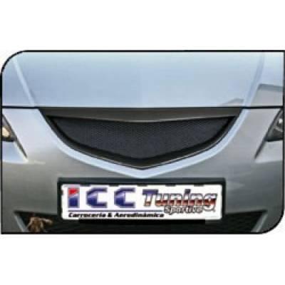 ICC CA1405 Решетка радиатора Mazda 3