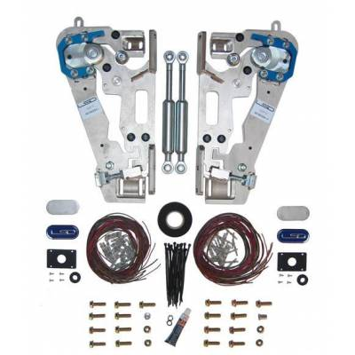 LSD 50015204 Set, Alfa MiTo, links Typ 955