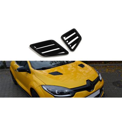 Maxton Design  Воздухозаборник на капот Renault Megane MK3 RS