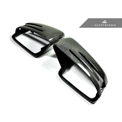 AutoTecknic  Карбоновые корпуса зеркал для Mercedes  A / B / C / E / S / CLA / CLS / CL / GLK class