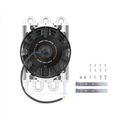 MISHIMOTO MMOC-F Радиатор охлаждения КПП с вентилятором