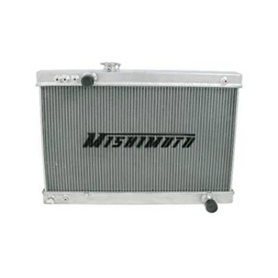 MISHIMOTO MMRAD-FXT-04 Радиатор охлаждения алюминиевый SUBARU FORESTER XT 2003-2007 МКПП