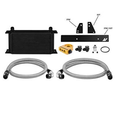 MISHIMOTO MMOC-350Z-03T Радиатор охлаждения КПП для NISSAN 350Z  INFINITI G35 Coupe Thermostatic