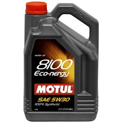 MOTUL 8100 Eco-nergy 5W30 масло моторное 5 л.