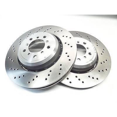 BMW оригинальные задние тормозные диски для BMW M3 E92/E90  (350x24)