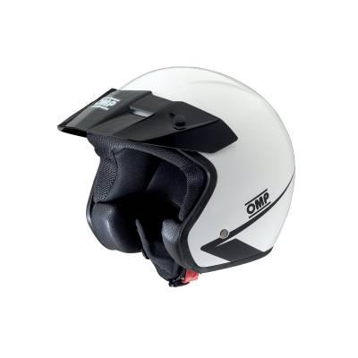 OMP SC607E020L Шлем STAR MY2017 открытый, белый, р-р L