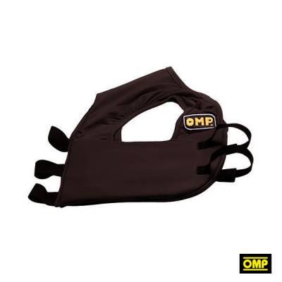 OMP Защита ребер для картинга, чёрная, XS