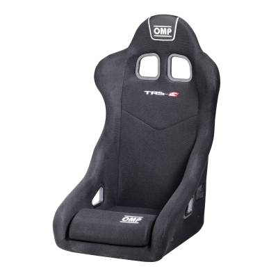 OMP HA783EN Креслосиденье FIA TRS-E XS, черный, р-р XS